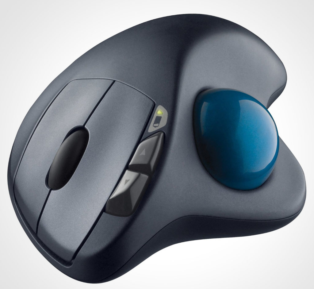 trackball or mouse programming